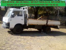 We Buy Trucks , Running, Non Running Or Accident Damaged Countrywide ...