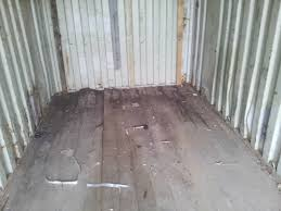 100 Shipping Container Flooring 20ft Steel Lancashire