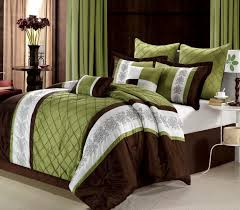 Green Luxury Bed Sheets e Set Luxury Bed Sheets