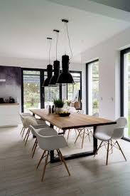 pin by kimverly gonzales on jadalnia modern dining room
