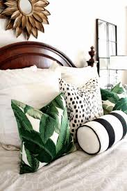 Bedroom Interior Design Ideas Vintage And Triangle Accent Bed Comforter Set Soft Pillows Blanket Comfortable
