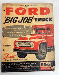 100 1950 Ford Truck Parts 1948 1949 51 1952 1953 1954 Big Job