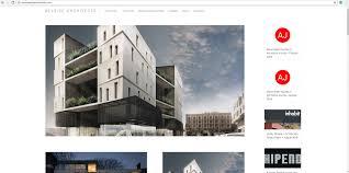 100 Belsize Architects Website Rebuild MintTwist