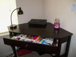 Easy2go Corner Computer Desk Assembly by Sauder Beginnings Corner Computer Desk Cinnamon Cherry Walmart Com