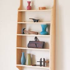 Weekend Project A Shaker Inspired Wall Shelf