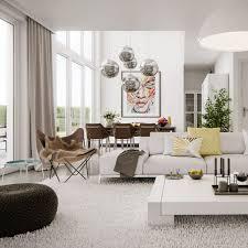 Living Room Design Elegant Industrial Living Room Style 5 Modern