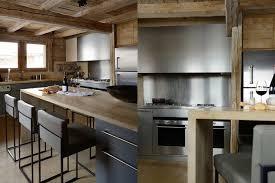 cuisine chalet moderne cuisine en kit but affordable meuble rangement cuisine cdiscount