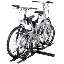 Amazon.com: New Upright 2 Mountain Bike Rack Hitch Carrier 2