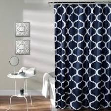 Royal Blue And Silver Bathroom Decor by Royal Blue U0026 White Fretwork Bathroom Set Spare Bathroom