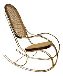 Mid Century Modern Thonet Style Gold Rocking Chair Terese Woven Rope Rocking Chair Cape Craftsman 43 In Atete 2seat Metal Outdoor Bench Garden Vinteriorco Details About Cushioned Patio Glider Loveseat Rocker Seat Fredericia J16 Oak Soaped Nature Walker Edison Fniture Llc Modern Rattan Light Browngrey Texas Virco Zuma Arm Chairs 15h Mid Century Thonet Style Gold Black Palm Harbor Wicker Mrsapocom Paon Chair Bamboo By Houe