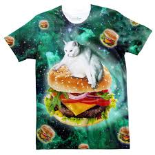 cat t shirts hamburger cat t shirt shelfies