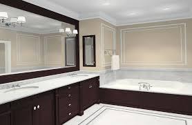 gorgeous 70 bathroom mirrors chrome design inspiration of