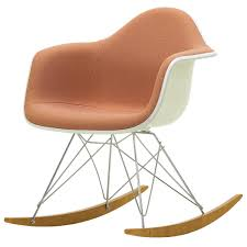 Vitra Eames RAR Rocking Chair, Upholstered, Pale Rose/cognac ... Emerson Rocking Chair Reviews Allmodern Buy Fabindia Sheesham Wood Thonet Online In India By Ilmari Tapiovaara For Asko 1950s Galerie Chair Monet Sika Design Brownbeige Made In Uk The Garden Outdoor Tortuga Mbrace Rocking Chair Armchairs And Sofas Dedon Lucky Clover Patio Fniture Home Dcor Fortytwo Michael Black Lacquered Model No10 For Sale At Pong Glose Dark Brown Ikea Costway Folding Rocker Porch Zero Gravity Amazoncom Hcom Wooden Baby Nursery Dark Brown