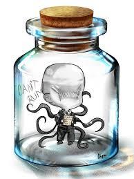 Slender in a Bottle