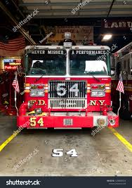 100 Fdny Fire Trucks Truck Parking FDNY Engine 54 Stock Photo Edit Now 1200688324