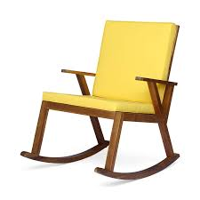 Champlain Patio Rocking Chair | Acacia Wood | Cushioned | Traditional |  Mid-Century Modern | Teak Finish With Yellow Cushions Champlain Patio Rocking Chair Acacia Wood Cushioned Traditional Midcentury Modern Teak Finish With Yellow Cushions An American Adirondack Rocking Chair Early 20th Century Sold A Sam Maloof Double Fetched 35000 Century Antique Better Homes Gardens Ridgely Slat Back Mahogany Retro Voorhees Craftsman Mission Oak Fniture Gustav North Wind Carved Signed 1900s Rocker Foa Skull For My Husband As An Early Fathers Late 19th Leather Personalised Wooden Teyboutiquecom