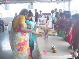 CRAFT MAKING COMPETITION FROM WASTE MATERIALS