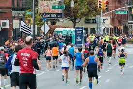 Halloween Parade Nyc 2016 Route by Tcs Nyc Marathon Viewing Guide Nyc Marathon Route