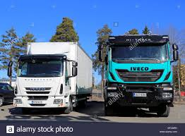 Iveco Trucks Stock Photos & Iveco Trucks Stock Images - Alamy Photo Iveco Trucks Automobile Salo Finland March 21 2015 Iveco Stralis 450 Semi Truck Stock Hiway A40s46 Tractorhead Bas Editorial Of Trucks Parked Amce Automotive Eurocargo Ml120e18 Euro Norm 3 6800 Stralis Xp Np V131 By Racing Truck Mod 2018 Ati460 4x2 Prime Mover White For Sale In Turbostar Buses Pinterest Classic Launches Two New Models Commercial Motor