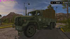 100 Deuce Truck DEUCE AND A HALF V10 Truck Farming Simulator 2017 17 LS Mod