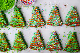 Decorated Shortbread Cookies by Christmas Tree Shortbread Cookies Just A Taste