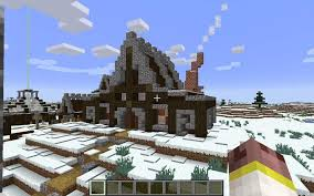 This Is The First House I Built In World Used It To Define Style Of Village Unfortunately Was Just Grasping Basic Concepts