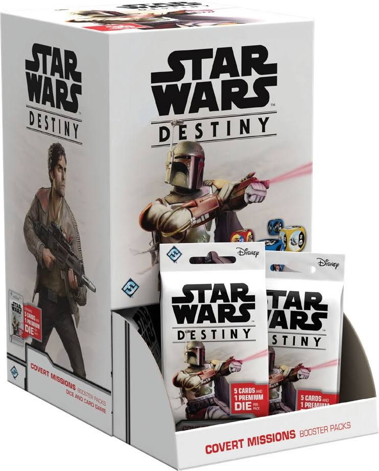 Star Wars Destiny: Covert Missions Booster (36ct) Display (PREORDER)