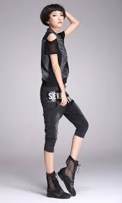 New Women Fashion Brand Summer Sportswear Jacket And Pants 2 Pcs Clothing Set