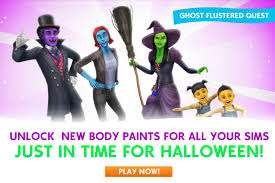 Sims Freeplay Halloween by Yudianto Firmansyah Google