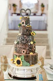 Tree Trunk Bark Sunflowers Rustic Country Barn Wedding I Wrote To CC See Whats Wrong Cannot Enter A Single Word Thank You For Your