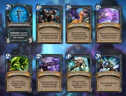 Murloc Deck Shaman Or Warlock by Arfus Hearthstone Card