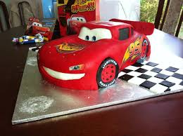 Birthday Cake With Cars Image Inspiration of Cake and Birthday