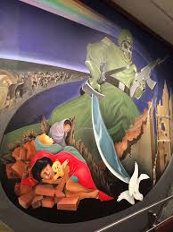 Denver International Airport Murals Removed by Denver International Airport Denver County Colorado Have You