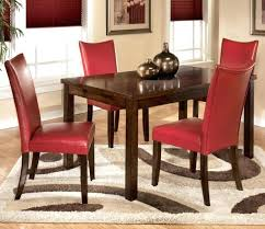 Red Dining Room Decor Dark Ideas