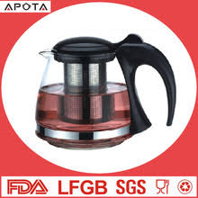 Glass Teapot Transparent Coffee Pot Suppliers And Manufacturers At Alibaba