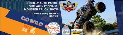 Monster Truck Show | Q102 Springfield's Rock Station