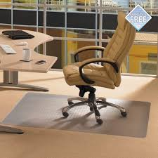 Desk Chair Mat For Carpet by Floortex Cleartex Phthalate Free Pvc Chair Mat For Low Pile