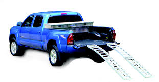 100 Aluminum Loading Ramps For Pickup Trucks Folding Arched Kennedy Sales Parts