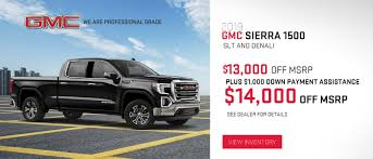 New & Certified Chevrolet And GMC Dealership In Eugene | Used Cars ...