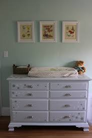 Ana White Rustic X DIY Changing Table