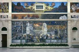 diego rivera detroit industry murals at the detroit institute of