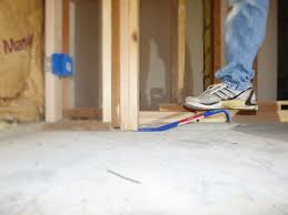 Ceiling Joist Span For Drywall by Replacing A Load Bearing Wall With A Structural Beam