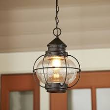 Outdoor Hanging Lights You ll Love