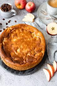 oma s apfel quark kuchen ohne boden cookie und co