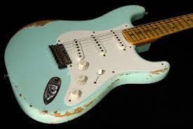 Fender Custom 1958 Stratocaster Heavy Relic