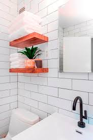 9 storage design ideas for your small nyc bathroom