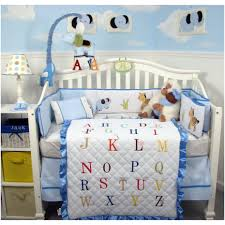 Geenny Crib Bedding by Bedroom Iron Quilt Stand Idea Geenny Baby Boy Sailor 13pcs Small