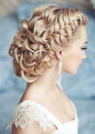 Vintage Braided Wedding Hairstyles