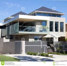 100 Www.modern House Designs Modern House Stock Image Image Of Front Outdoors