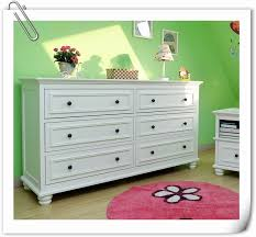 new youngoz petite lowboy 6 chest of drawers dresser in white